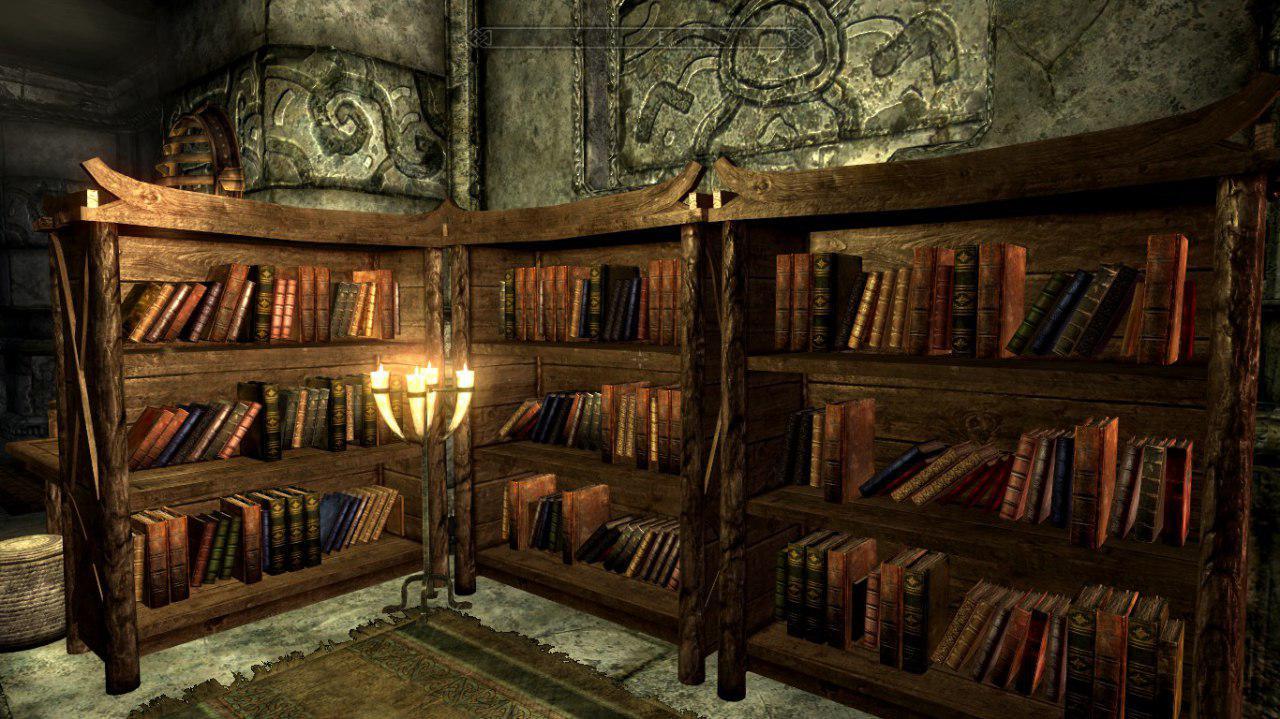 Libros del Skyrim