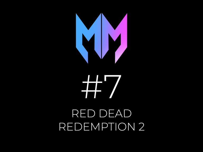 #7 – Red Dead Redemption 2